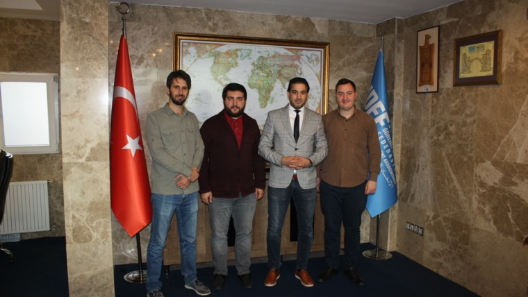 Union of International Democrats – UID'den UDEF'e Ziyaret